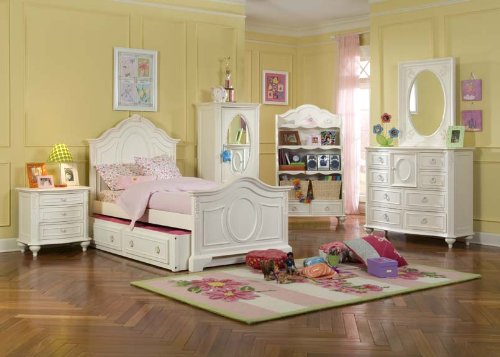 Cheap 485 Enchantment Panel Bedroom Set by Legacy Classic Kids (B0030NIIJO)