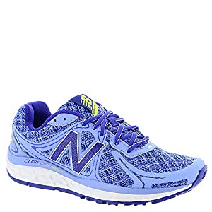 New Balance Women's 720v3 Running Shoe, Purple/Silver, 7 B US