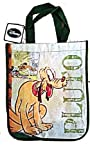 Disney Mickey Mouse Friend Pluto Reusable Grocery Bag Tote (13 X 10.75 X 4.5)