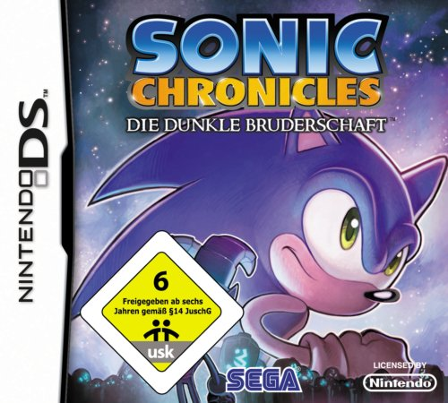 Sonic Chronicles: Die dunkle Bruderschaft, Nintendo DS