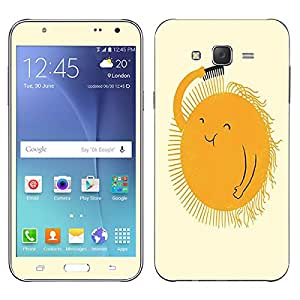 Theskinmantra Comb sun SKIN for Samsung Galaxy J7