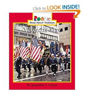 Veterans Day (Rookie Read-About Holidays)