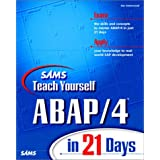 Sams Teach Yourself ABAP/4 in 21 Days ~ Ken Greenwood
