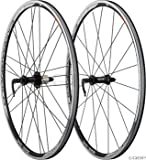Campagnolo Khamsin CX Black Clincher Wheelset