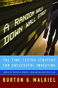 "Cover of ""A Random Walk Down Wall Street:..."
