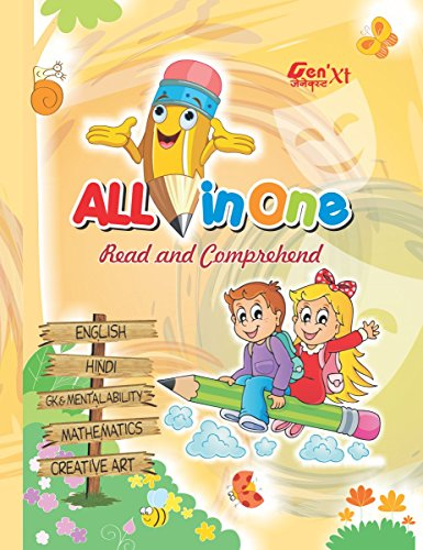 Gen'xt All in One : Read & Comprehend (All in One)