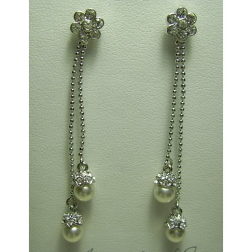 gentle-rhodium-plated-drop-earrings-posts-annaleece