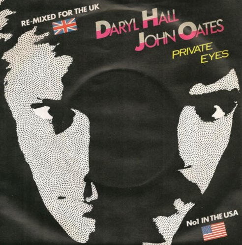 Private Eyes (1981) vinyl 7