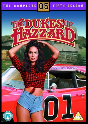 The Dukes of Hazzard - Season 5 [DVD]