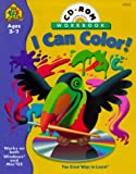 img - for I Can Color Interactive with CDROM (I Can Color Interactive Workbook with CD-ROM) book / textbook / text book