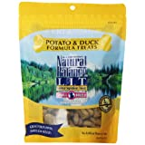 Natural Balance Limited Ingredient Diets Small Breed Duck & Potato Formula - 8oz ~ Natural Balance