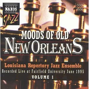 Moods of Old New Orleans