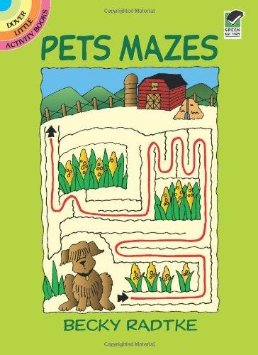 Pets Mazes