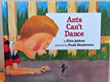 Ants Can't Dance (0027476618) by Jackson, Ellen