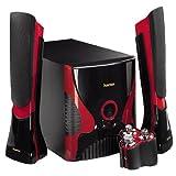 Hama 2.1-Subwoofer-System PC Lautsprecher (Q 900)