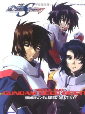 機動戦士ガンダム SEED DESTINY (PERFECT ARCHIVE SERIES)