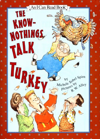 The Know-Nothings Talk Turkey (I Can Read Books) PDF