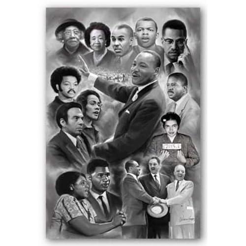 Rosa Parks Jesse Jackson) by Wishum Gregory: Prints: Posters & Prints