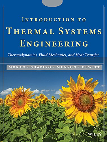Introduction to Thermal Systems Engineering:...