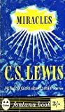 Miracles (0006211089) by Lewis, C. S.