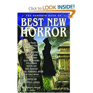 The Mammoth Book of Best New Horror 15 - Stephen Jones
