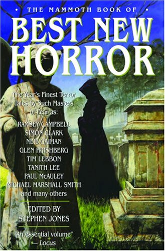 The Mammoth Book of Best New Horror, Volume 15