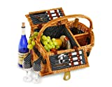 Search : Largo Two Person Picnic Basket (Natural)