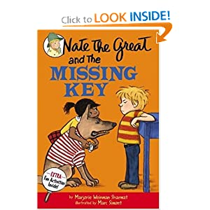 Nate The Great And The Missing Key (Nate The Great, paper)