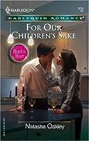 For Our Children's Sake (Harlequin Romance)