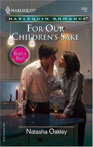 Image for For Our Children's Sake (Harlequin Romance)