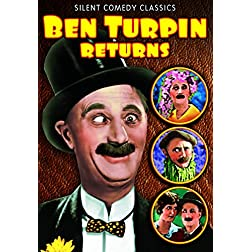 Turpin, Ben - Return of Ben Turpin: Short Subject Collection (Silent)