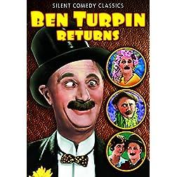 Turpin, Ben - Return of Ben Turpin: Short Subject Collection (Silent)