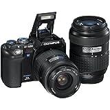 Olympus Evolt E500 8MP Digital SLR with 14-45mm f/3.5-5.6 & 40-150mm f/3.5-4.5 Zuiko Lenses ~ Olympus