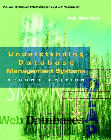 Understanding Database Management Systems