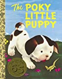 The Poky Little Puppy Special Anniversary Edition LGB (Special Edition Little Golden Book) (0375839208) by Sebring Lowrey, Janette