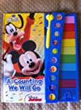 img - for Disney Mickey Mouse Clubhouse (Disney Junior) A-Counting We Will Go book / textbook / text book