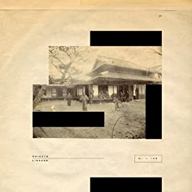 cover of Shigeto – Lineage EP