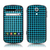 Samsung Epic 4G Skin - Teal Houndstooth