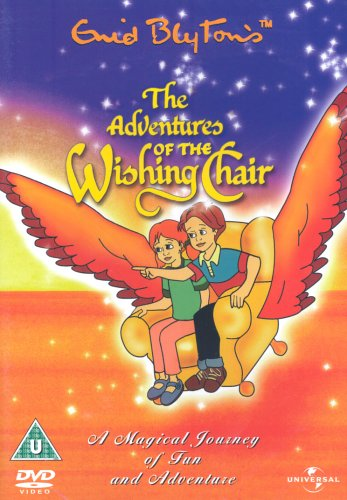 The Adventures of the Wishing Chair [DVD]