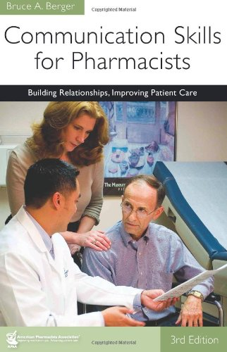 Communication Skills for Pharmacists: Building...