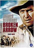 Broken Arrow (1950) All Region DVD (Region 1,2,3,4,5,6 Compatible). Starring James Stewart, Jeff Chandler...