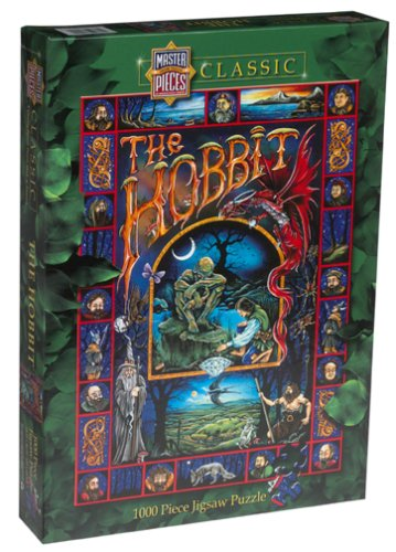 Hobbit 1000 Piece Puzzle