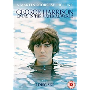 George Harrison - Living in the Material World [DVD] $21.75 delivered from Amazon