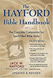 The Hayford Bible Handbook (0785250344) by Hayford, Jack