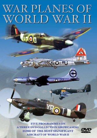 War Planes Of World War 2 [DVD] [2004] [NTSC]