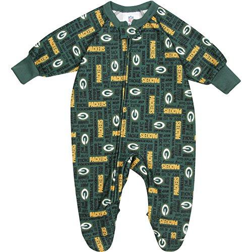 Green Baby Blanket front-1057616