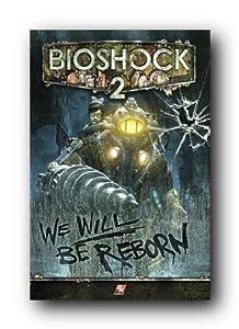 BioShock 2 We Will Be Reborn Video Game Poster Print - 24x36