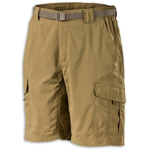 "Columbia Shorts Mens Omni-Dry Ridge 10"" Cargo Short"