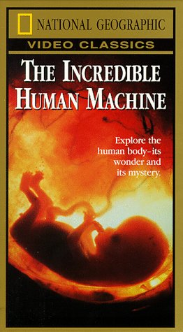 National Geographic's The Incredible Human Machine [VHS] (Incredible Human Machine compare prices)