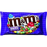 M&M'S Dark Chocolate Candies, 12.6 Ounce Packages (Pack of 6)